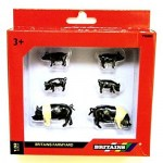 Britains 40965 Saddleback varkens 6st
