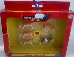 Britains 40968 set geiten 5 st