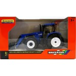 Britains 43148 New Holland T6.180 + frontlader (2)